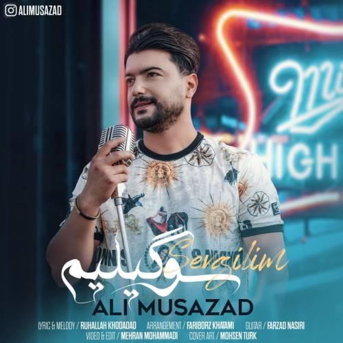 Ali Musazad Sevgilim - دانلود آهنگ جدید علی موسی زاد به نام سوگیلیم