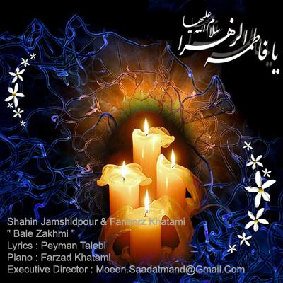 دانلود آهنگ فریبرز خاتمی و شاهین جمشیدپور به نام بال زخمی