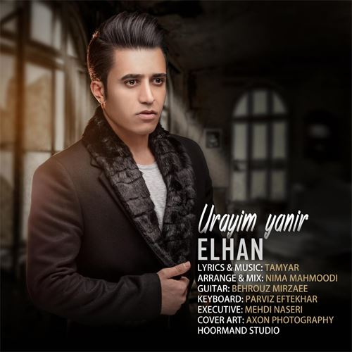 دانلود آهنگ جدید ائلهان به نام اورییم یانیر