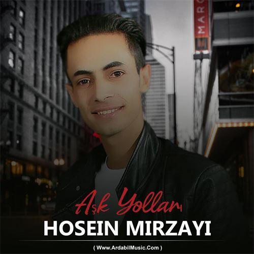 دانلود آهنگ جدید حسین میرزایی به نام آشک یولاری