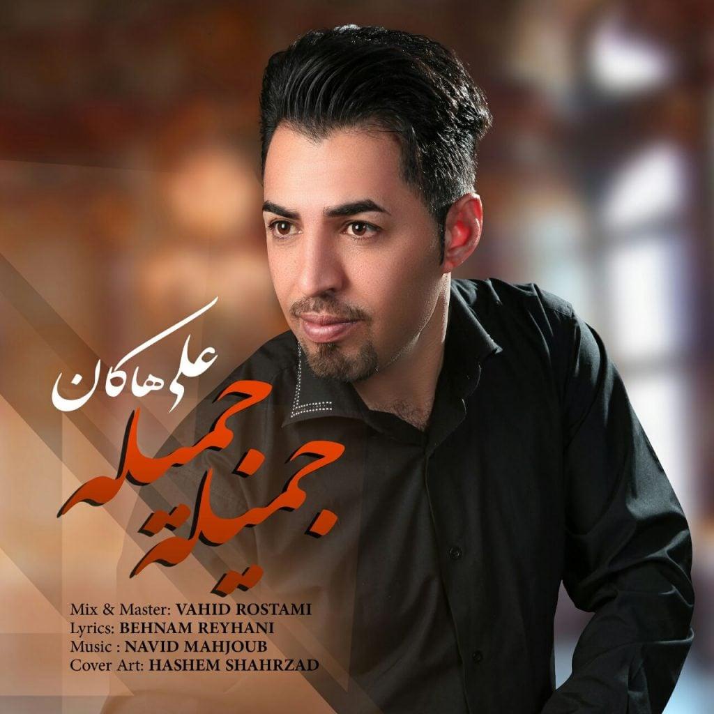 دانلود آهنگ جدید علی هاکان به نام جمیله جمیله