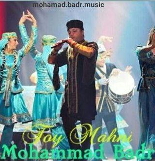 دانلود آهنگ جدید محمد بدر به نام توی ماهنی (پاپوری)