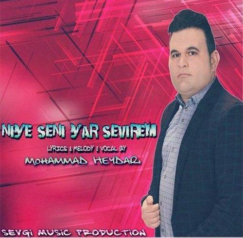 دانلود آهنگ جدید محمد حیدری به نام نیه سنی یار سویرم