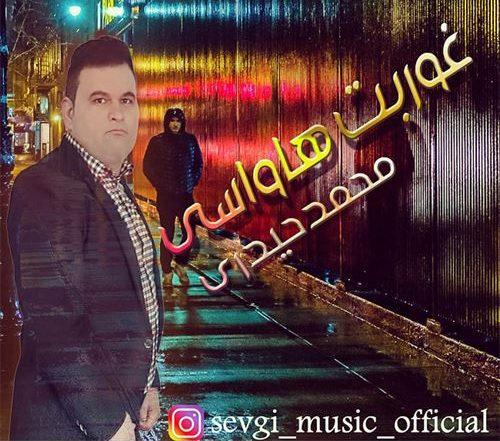 دانلود آهنگ جدید محمد حیدری به نام غوربت هاواسی