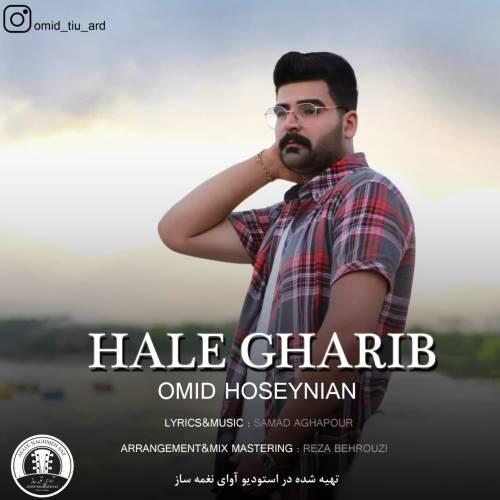 دانلود آهنگ جدید امید حسینیان به نام حال غریب