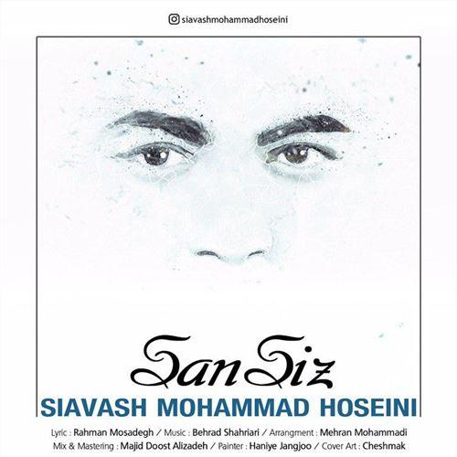دانلود آهنگ جدید سیاوش محمدحسینی به نام سنسیز