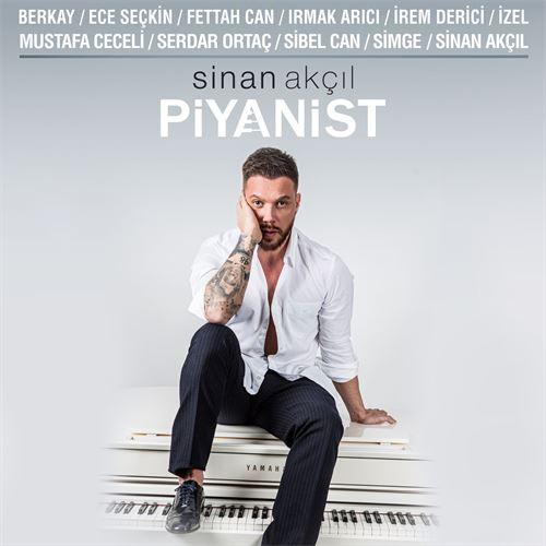 دانلود آلبوم جدید سینان آکچیل به نام پیانیست