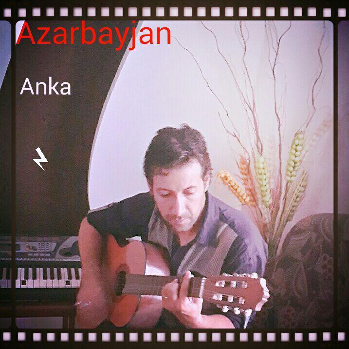 دانلود آهنگ جدید و زیبای راک آنکا به نام آذربایجان
