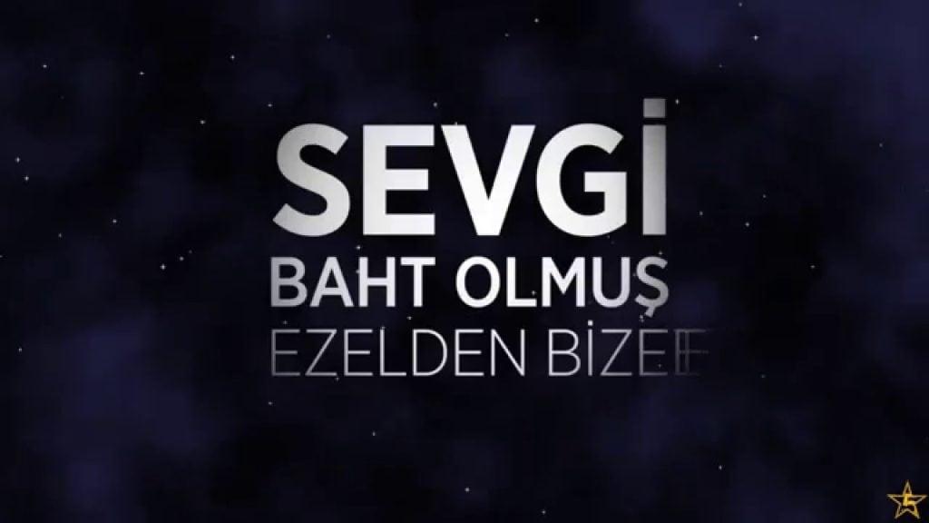 دانلود آهنگ مصطفی ججلی به نام Sevgi Baht Olmus
