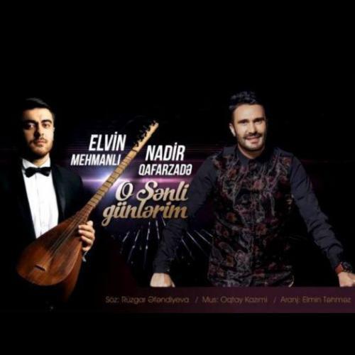 دانلود آهنگ جدید نادر غفارزاده به نام O Senli Gunlerim