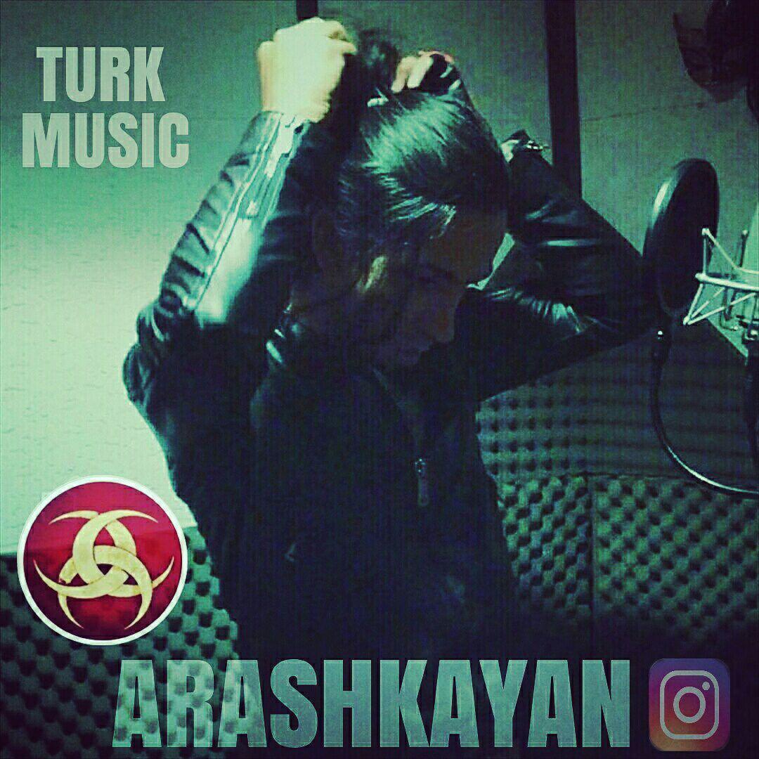 دانلود آهنگ ترکی پاپ رپ زیبای آرش کایان به نام اولرم